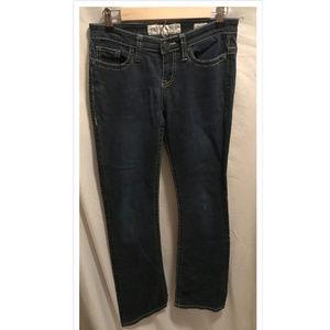 Size 26R BKE Denim Jeans Payton Bootcut